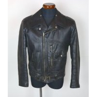 "50'S ""HERCULES"" VINTAGE LEATHER JKT"