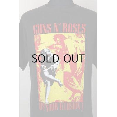 """画像2: 90'S """"GUNS N' ROSES"""" VINTAGE TOUR T-SHIRTS/SIZE:L"""